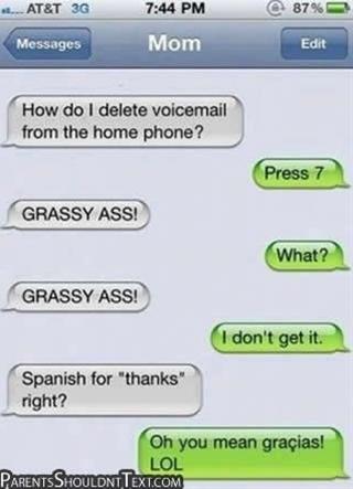 """""""Grassy Ass"""""""