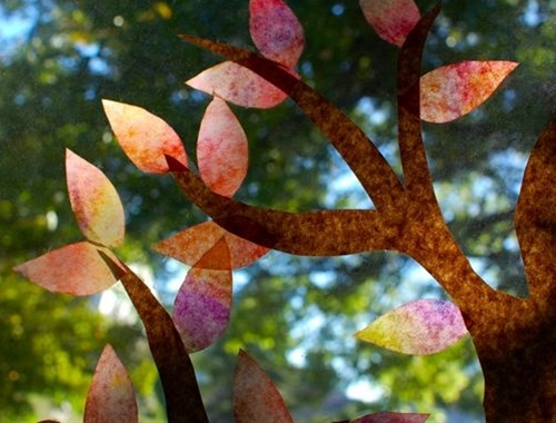 fall preschool crafts