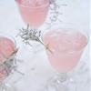 HOW TO: ROSE WATER COINTREAU FIZZ
