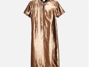 Marina's Must-Haves: Trademark's Metallic Moment
