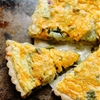 Recipe: Hugh Fearnley-Whittingstall's Lettuce, Green Onion & Cheese Tart — Recipes from The Kitchn