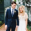 Romantic Travel Themed Wedding in Chicago
