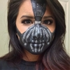 """You merely adopt makeup. I was born in it, moulded by it.""..."