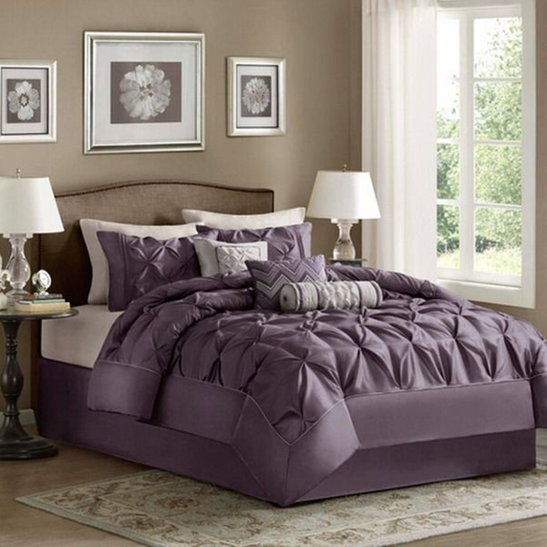 always keeping a bed comforters cleanse all these classy bedding sets are usually used in re-decorating bedroom design. People appear in diverse attractive shapes made up of several intense plus attractive colorations for the setting plus motif within your bedroom design. Luckily they are to be found in diverse shapes which mean that your bed comforters might flow around adequately within these folks.