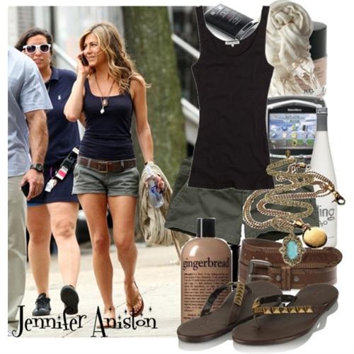 Jennifer Aniston style