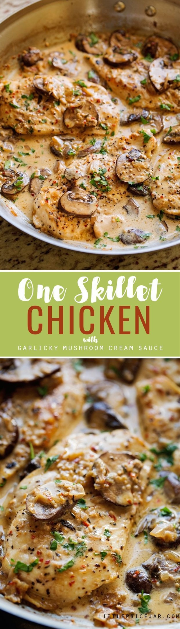 Ready in 30 minutes and perfect over a bed of pasta.\n\n