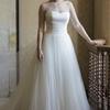 14 Incredible Illusion Neckline Wedding Dresses