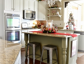 Our 2014 Christmas Kitchen ...