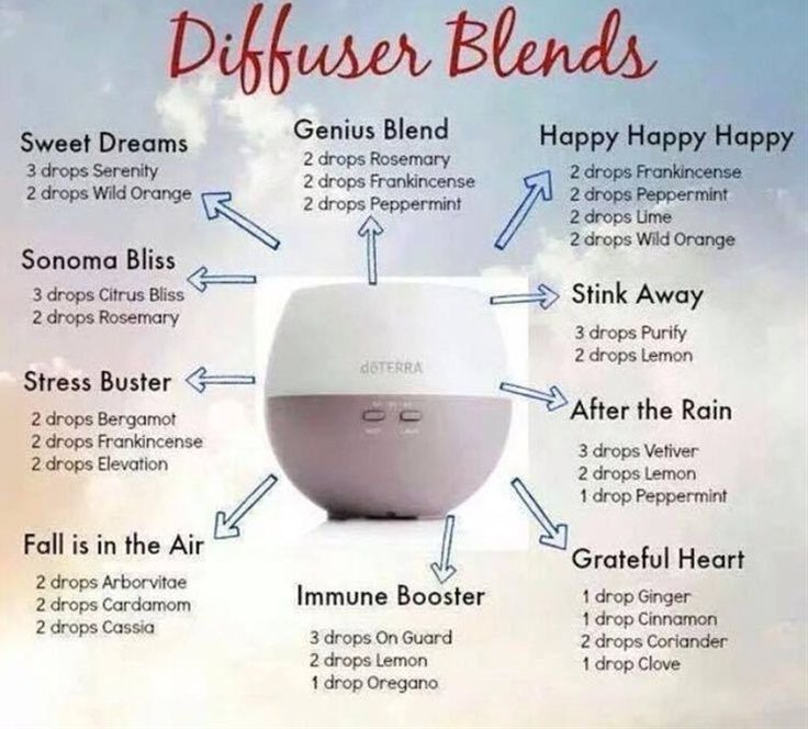 Ready to diffuse your essential oils but not sure where to start? You've probably heard of humidifiers and vaporizers, but the word diffuser may be new to you. There is a difference between the three, so think about them as tools used for different conditions. Here's a simple explanation of the differences ...