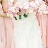 Romantic Pink-on-Pink California Wedding
