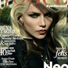 Natasha Poly Channels Blondie on Vogue Turkey October 2014 Cover
