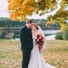 Seasonal Autumn Wedding in New England