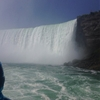 Niagra Falls was amazing