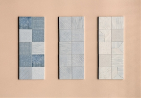 Inga Sempé Designs a Line of Graphic Tiles for Mutina