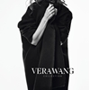 Josephine Le Tutour in Oversized Outerwear for Vera Wang Fall 2014 Campaign