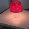 "Hacking with your kids: ""Lampan"" mushroom lamp"