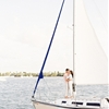 Sailboat Engagement Session in Miami