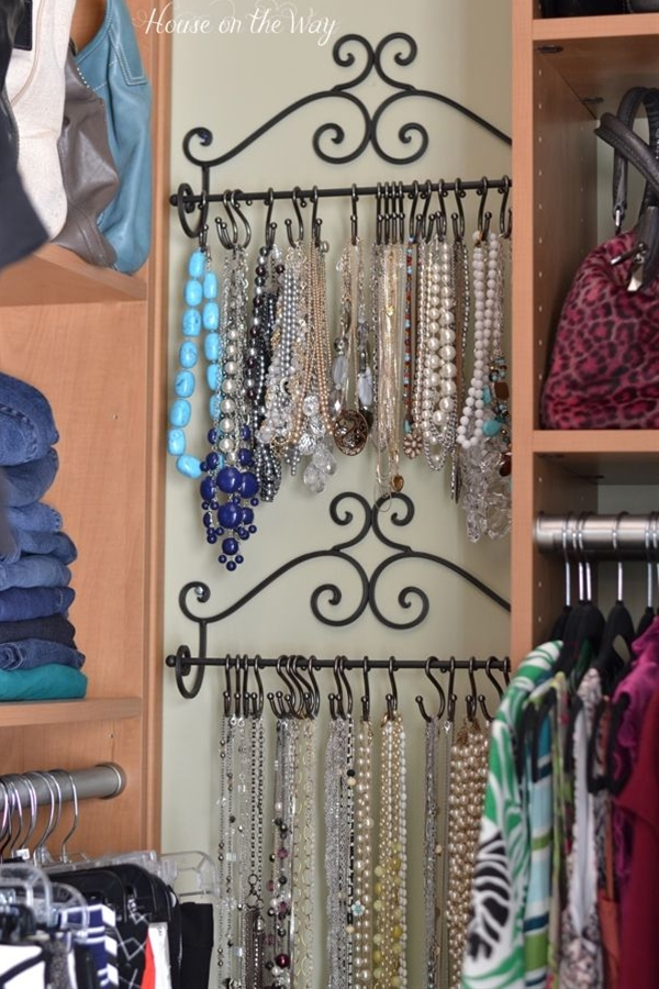 Organizing jewelry is a great way to get in order and take stock of what jewelry items you have and what pieces you need to get out of your collection.