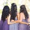 Lavender Big Island Wedding