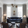 Best Professionally Designed Living/Dining Space: CWB Architects