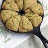 Gluten-Free Zucchini Scones with a Twist