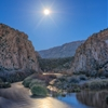 Salt River Moon…Salt River Canyon, Arizona by Russmosis ...