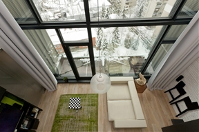 Impressive Loft Design in Sofia Adapted to a Bohemian Character