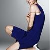 Hilary Rhoda is Sporty Chic for Self Shoot by Jason Kim