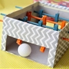 GOOOOAAAAAL!: DIY Kids' Foosball Game — U Create