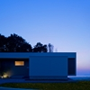 Box-Shaped Japanese Home With Spectacular Views of Omura Bay: Y7-House