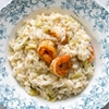 Artichoke and Shrimp Risotto
