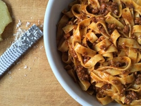 Substitution Science: Egg Pasta vs. Durum Wheat + Water Pasta
