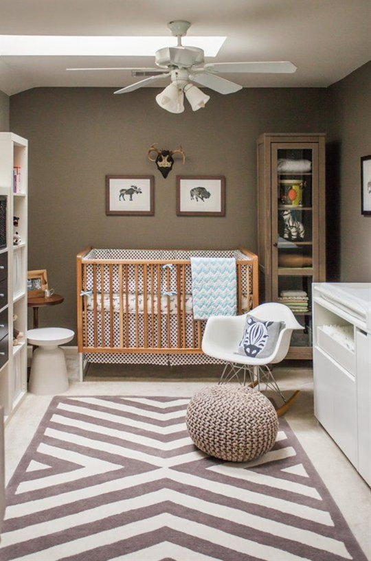 Whether you need something that isn't gender specific or you want a soothing, muted palette,  this neutral nurseries will give you lots of inspiration.