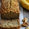 Gluten-Free Lightened Up Banana Nut Bread