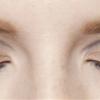 Make-up at Moschino Fall 2011