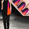 MANICURE MUSE: Altuzarra Fall '14 Back to black with the man of the hour— nail art tutorial inside!