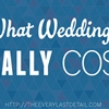What Weddings Really Cost