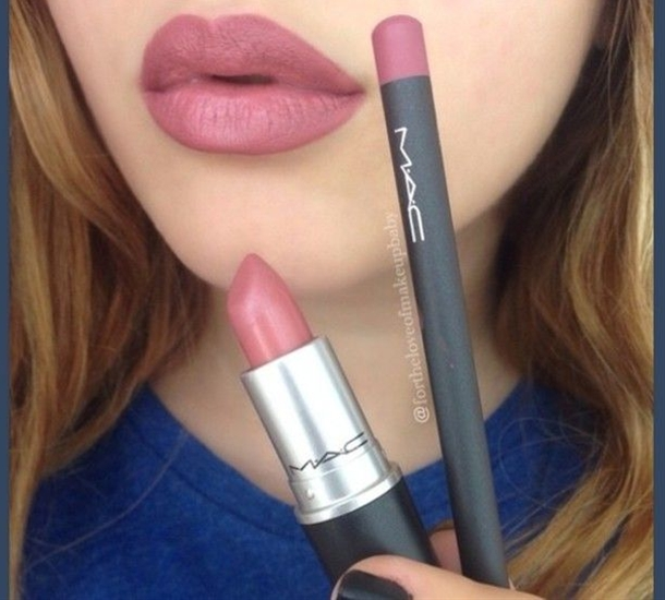 REALLY  like this color, the liner might be twirl or spice and i think the lipstick is twig // gonna find out soon!