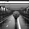 More Umbrella. Leica M7. Williamsburg Bridge, NYC. 2013. by...
