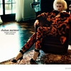 Daria Zhemkova Models Luxe Furs for Schon! By Markus&Koala