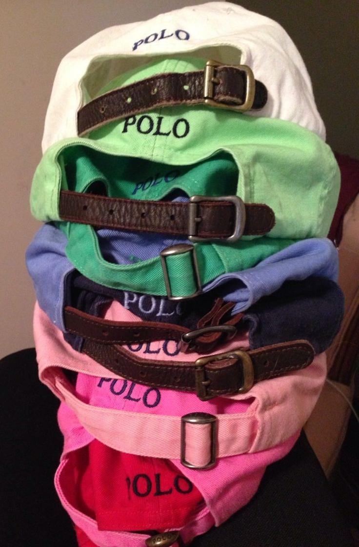 my friends  My friend josh loves polo hats and hewears yhem a lot