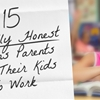 15 Brutally Honest Reasons Parents Take Their Kids To Work
