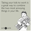 Take Kids To Work