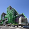 Hospital by Lyons and Conrad Gargett features a vibrant facade and a tree-inspired layout