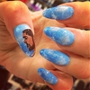 Did someone say Drake? Amazing Nothing Was The Same nails by Simona!