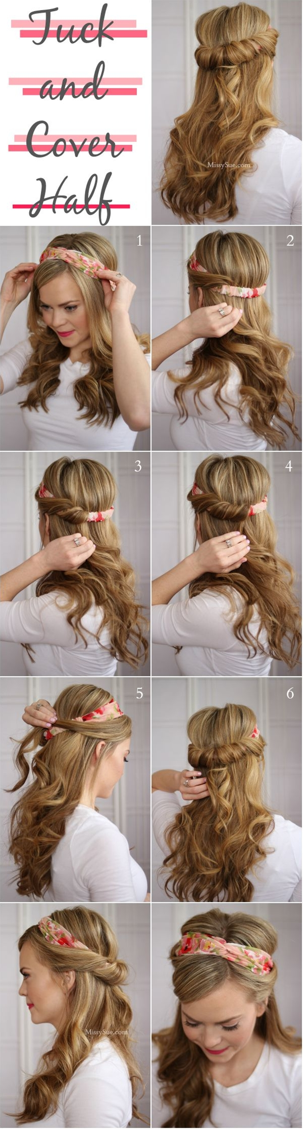 the perfect way to your favorite headband!