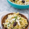 Recipe: Greek Chicken Pasta with Olives and Feta — Recipes from The Kitchn