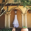 A Yellow and Blue Rustic Florida Wedding