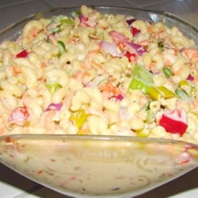 #recipe #food #cooking Mom's Best Macaroni Salad