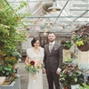 A Picturesque Greenhouse Wedding at Terrain